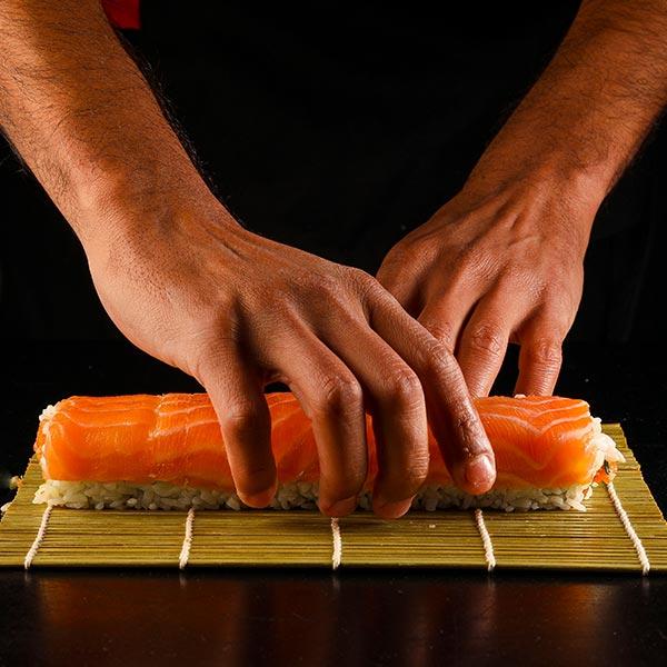 איך מכינים סושי?