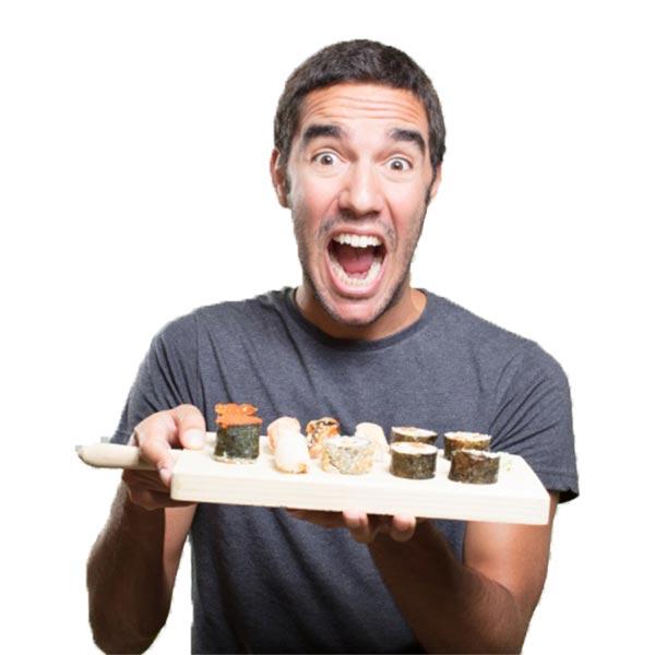 תיראו מופתעים – 9 עובדות מפתיעות במיוחד על סושי